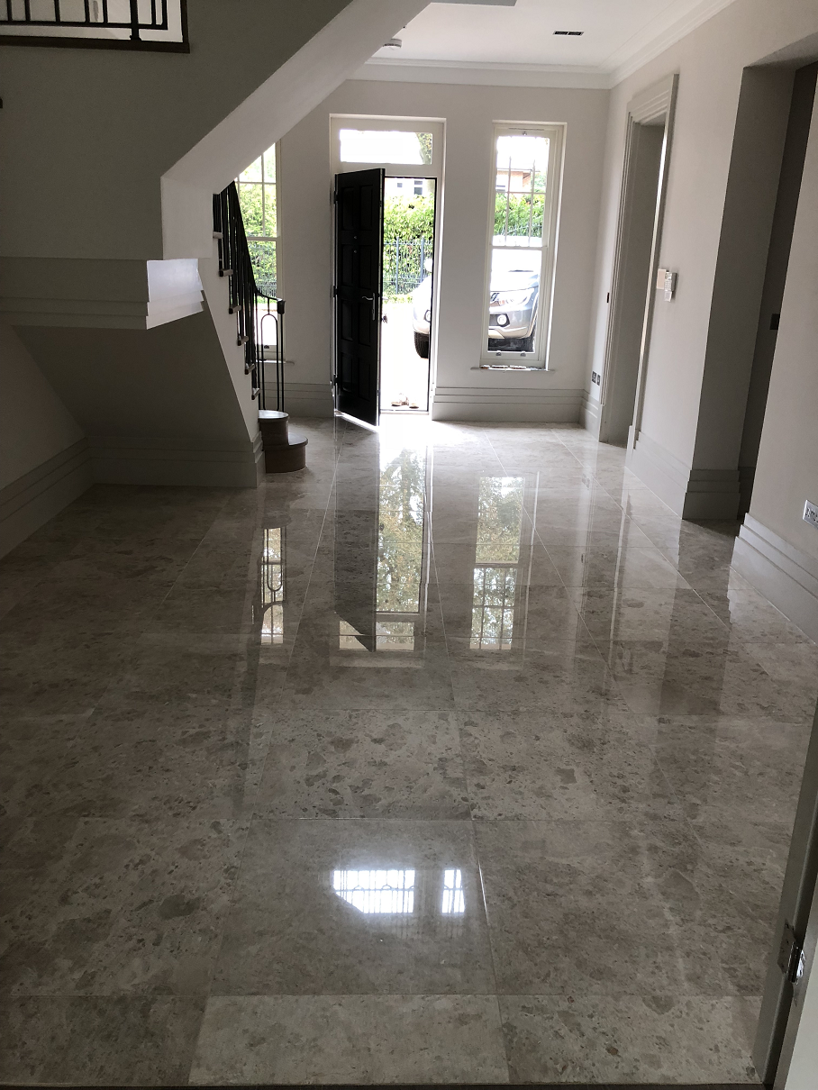 Tile Cleaning Results Weybridge